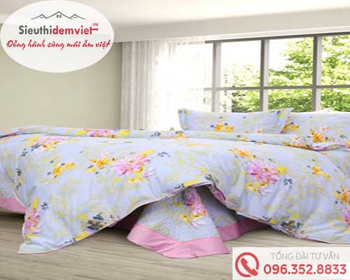 Bộ Ga Phủ Hanvico Golden Dream GIM24