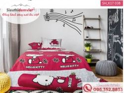 CGG Sông Hồng Hello Kitty SH_K17 038